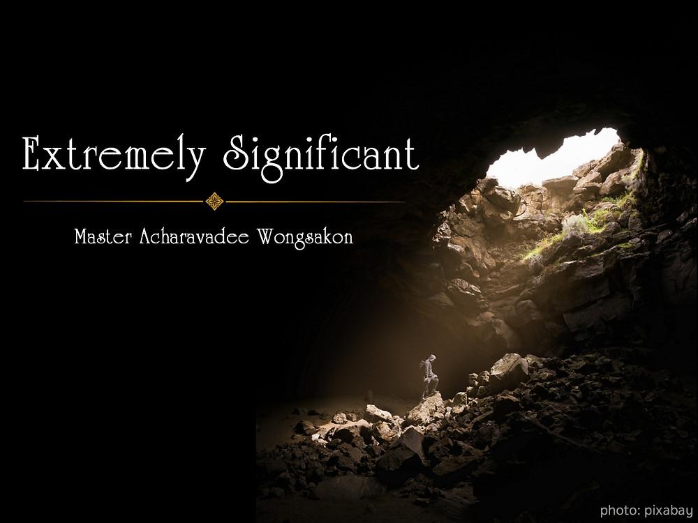 acharavadee_wongsakon_dhamma_teaching_extremely_significant