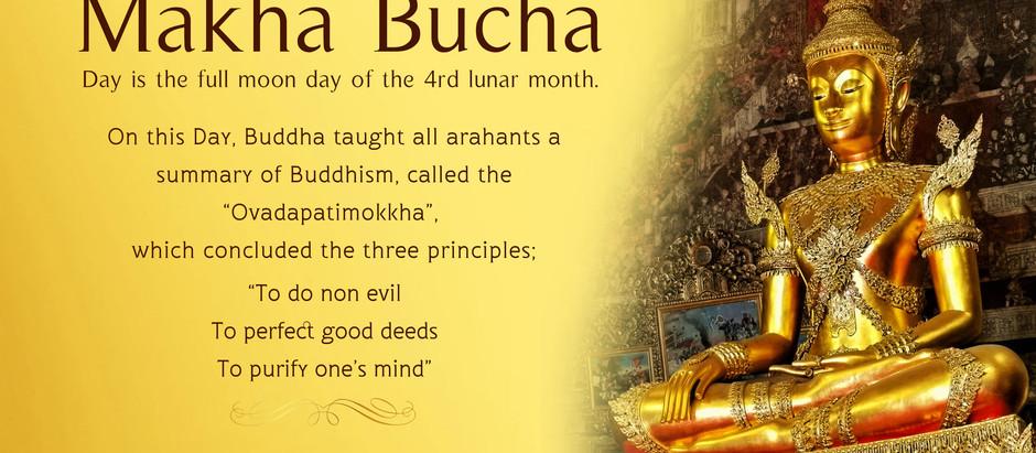 Makha Bucha Day