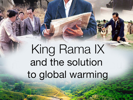 King Rama IX and the solution to global warming