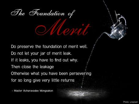 Foundation of Merit