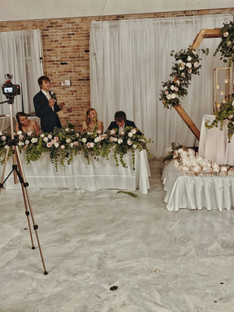 Our Full ceremony & Reception