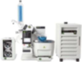 Buchi Rotary Evaporasyon Sistemi R300/I300pro/V300/F308