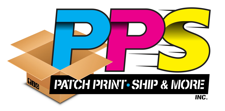 Patch Print Ship & More