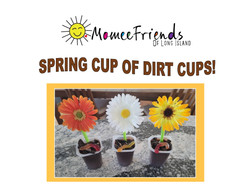 Spring Cup of Dirt Cups