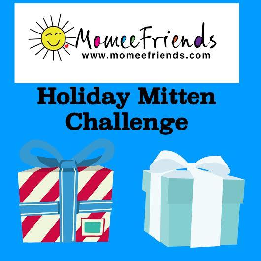 holiday mitten challenge