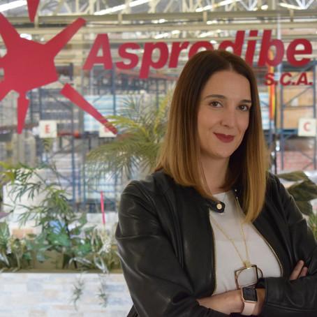 María Aguilera, nueva Directora General de Asprodibe SCA