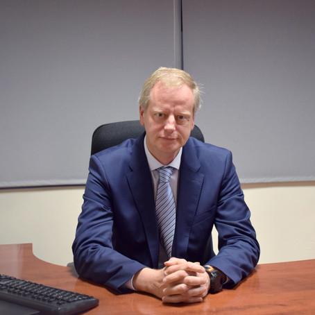 Luis Javier Pérez nuevo Director General de Asprodibe