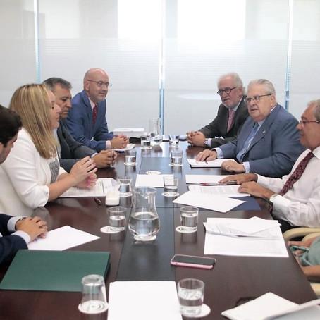 Rogelio Velasco reconoce el esfuerzo del comercio andaluz en la transformación digital