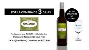 Promoción Manzanilla La Cave Asprodibe