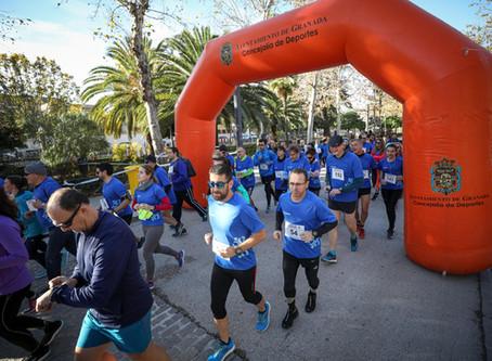 "Asprodibe en la I Marcha por la Salud Vascular ""Circula Granada"""