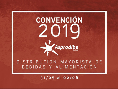 CONVENCIÓN GENERAL ASPRODIBE 2019