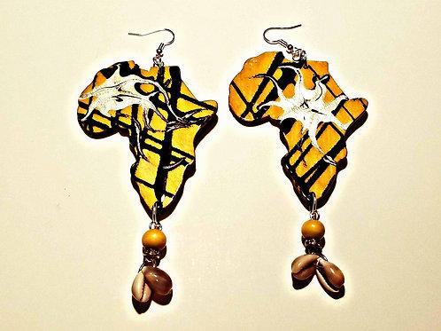 Canary Cowrie Afrik