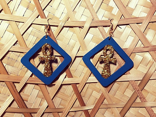 Ankh in Gold