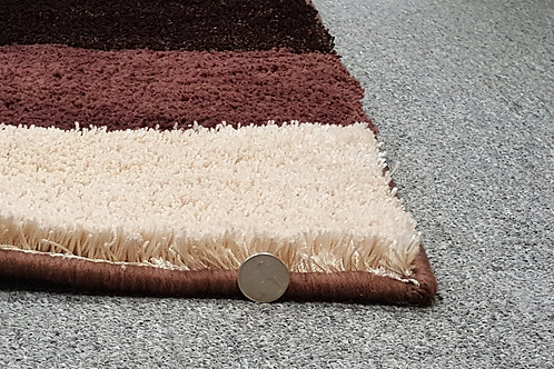 Handcrafted Shaggy Living room/Bedroom Rug