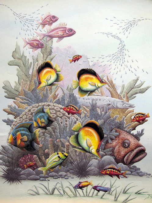 Deep Sea Illusion