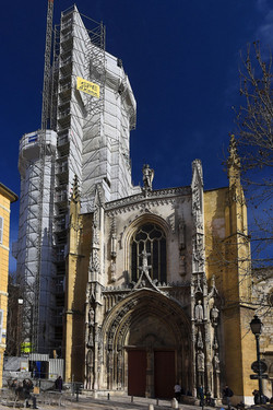 Cathédrale Saint Sauveur