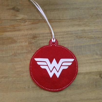 Wonder Woman Ornament