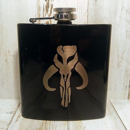 Mandalorian Flask