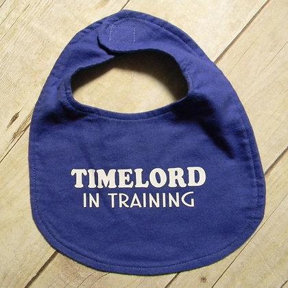 Timelord in Training Bib