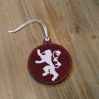 Lannister Sigil Ornament