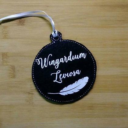 Wingardium Leviosa Ornament