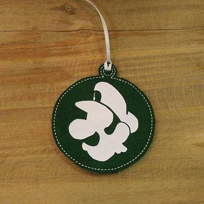 Luigi Ornament
