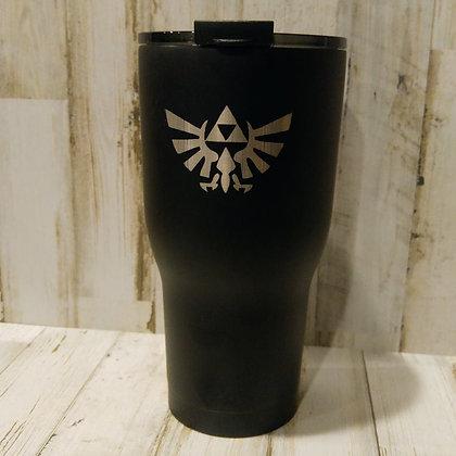 Zelda Triforce 30 oz RTIC