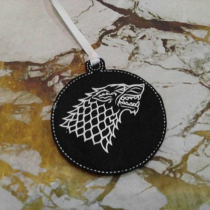 Stark Sigil Ornament