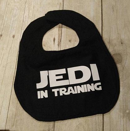 Jedi in Training Bib