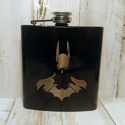 Batman Flask
