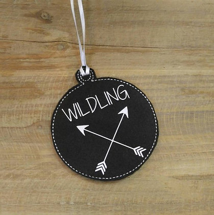 Wildling Game of Thrones Ornament
