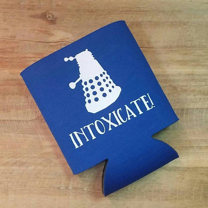Intoxicate Dalek Coozie