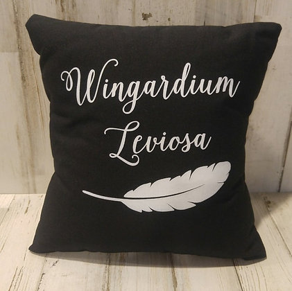 Wingardium Leviosa Small Pillow