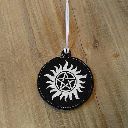 Supernatural Antipossession Ornament