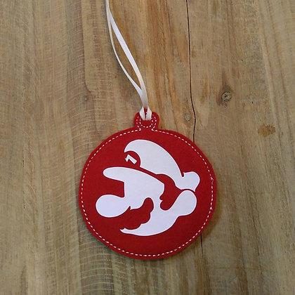 Mario Ornament