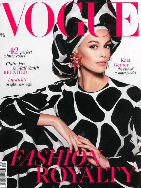 Vogue - October 2019