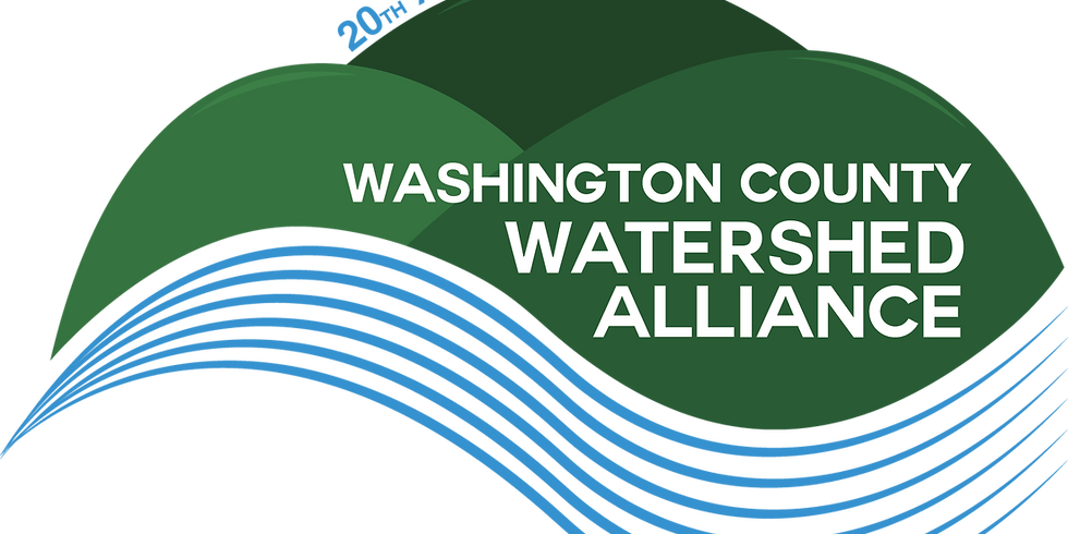 Washington County Watershed Alliance Monthly Meeting - ZOOM