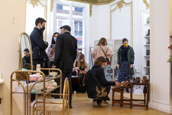 pop-up store boutique