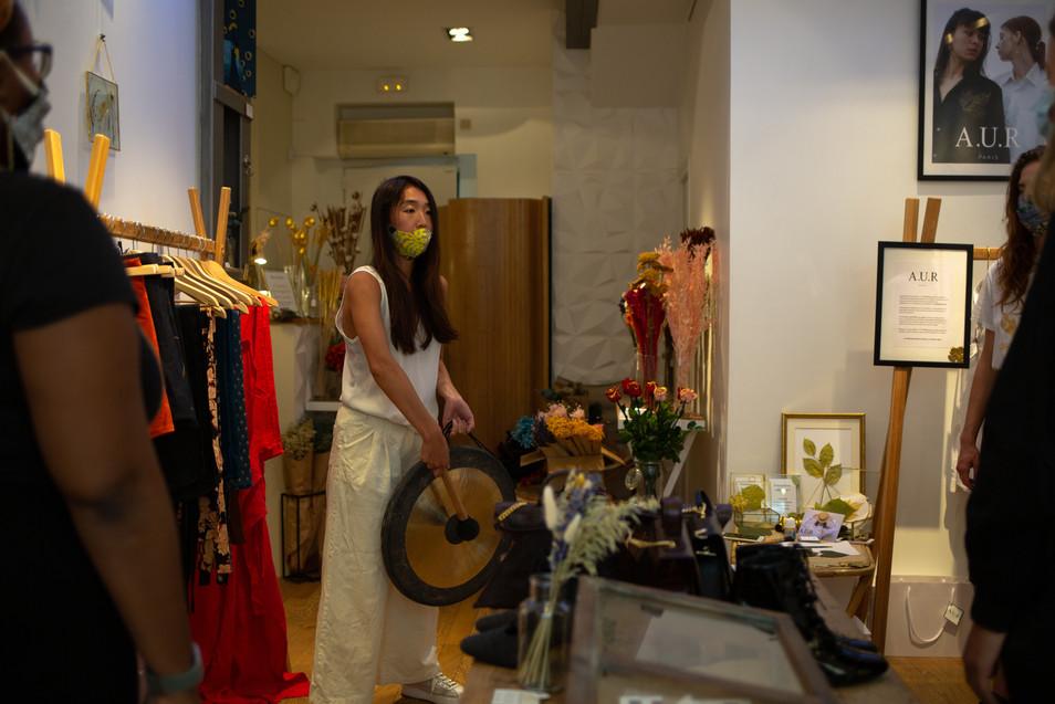 atelier kundalini pop-up store