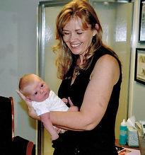 Sandy Glenn, Licensed Midwife