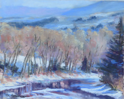 Winter Song - 11 x 14