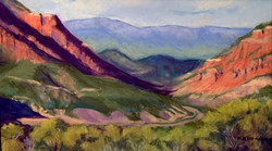 Red Canyon - 9 x 15