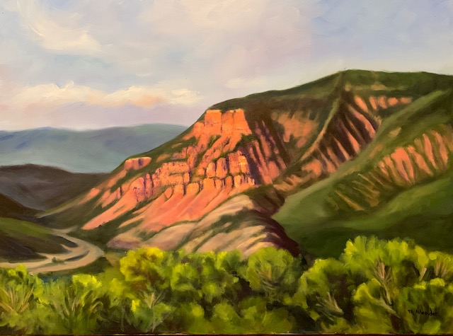 Red Canyon South