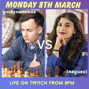 Showmatch vs WIM Tea Gueci