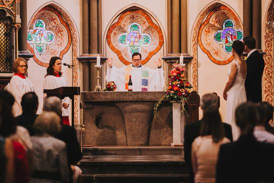 Kirchliche Trauung