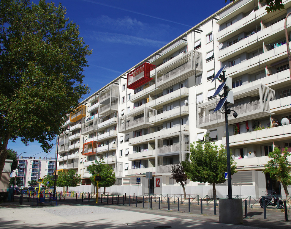 Immeuble Hoche, Toulouse
