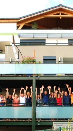 immeuble passif et participatif