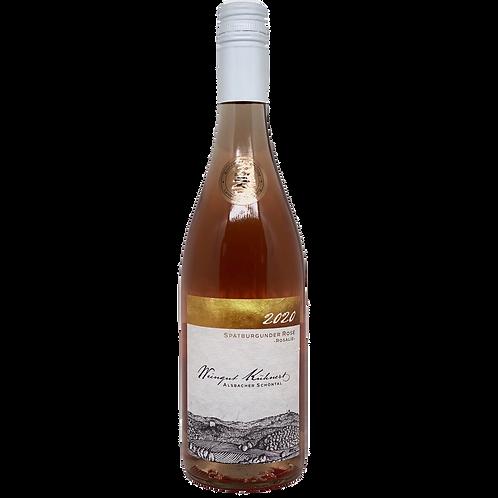 Hessische Bergstraße 2020 Spätburgunder Rosé Rosalie Kühnert Bergsträßer Wein