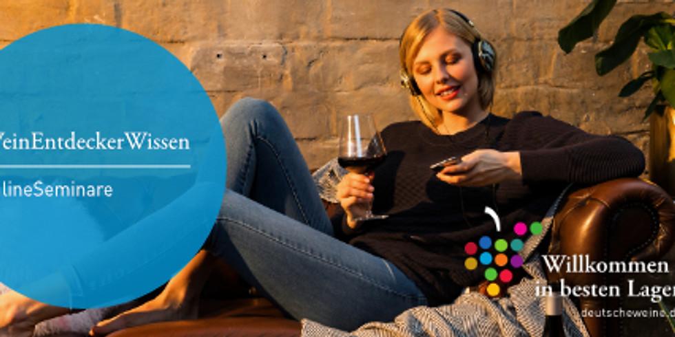 Online Seminar Hessische Bergstraße WeinEntdecker werden