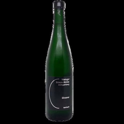 2018 Silvaner feinherb Simon-Bürkle Bergsträßer Wein